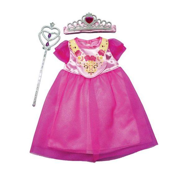 Одежда для куклы размером 38-43 см. - платье с аксессуарамиОдежда для кукол<br>Одежда для куклы размером 38-43 см. - платье с аксессуарами<br>