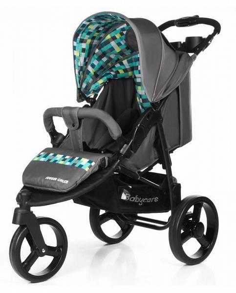 Купить Прогулочная коляска Baby Care Jogger Cruze - Серый 17