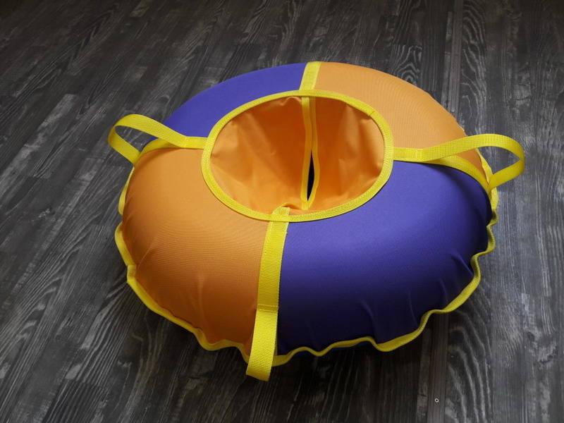 Купить Тюбинг стандарт, диаметр 80 см., несколько цветов, ТПК Вектор Арс