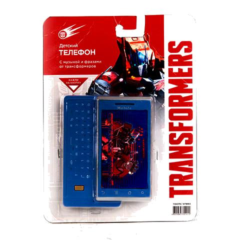 Телефон сотовый «Transformers» со звукомСкидки до 70%<br>Телефон сотовый «Transformers» со звуком<br>