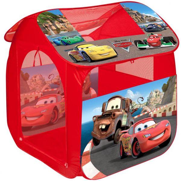 Детская игровая палатка Disney ТачкиДомики-палатки<br>Детская игровая палатка Disney Тачки<br>