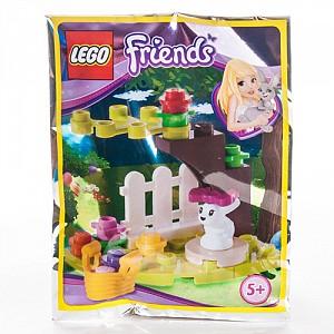 Lego Friends. Забавный КроликLego Friends (Друзья)<br>Lego Friends. Забавный Кролик<br>