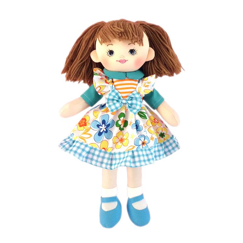 Мягкая кукла Хозяюшка, 30 см.Мягкие куклы<br>Мягкая кукла Хозяюшка, 30 см.<br>