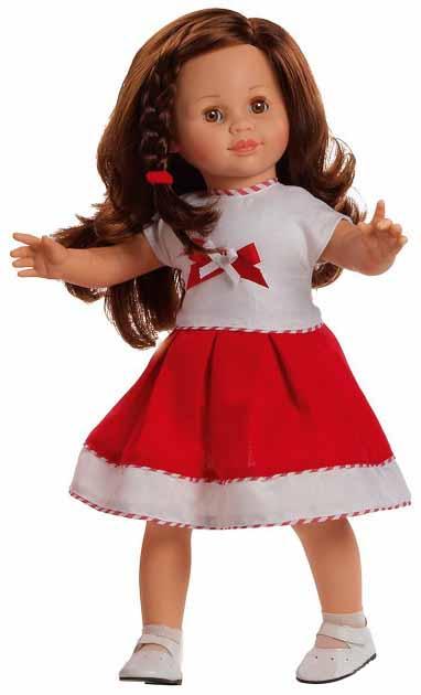 Кукла Вики, 47 смИспанские куклы Paola Reina (Паола Рейна)<br>Кукла Вики, 47 см<br>