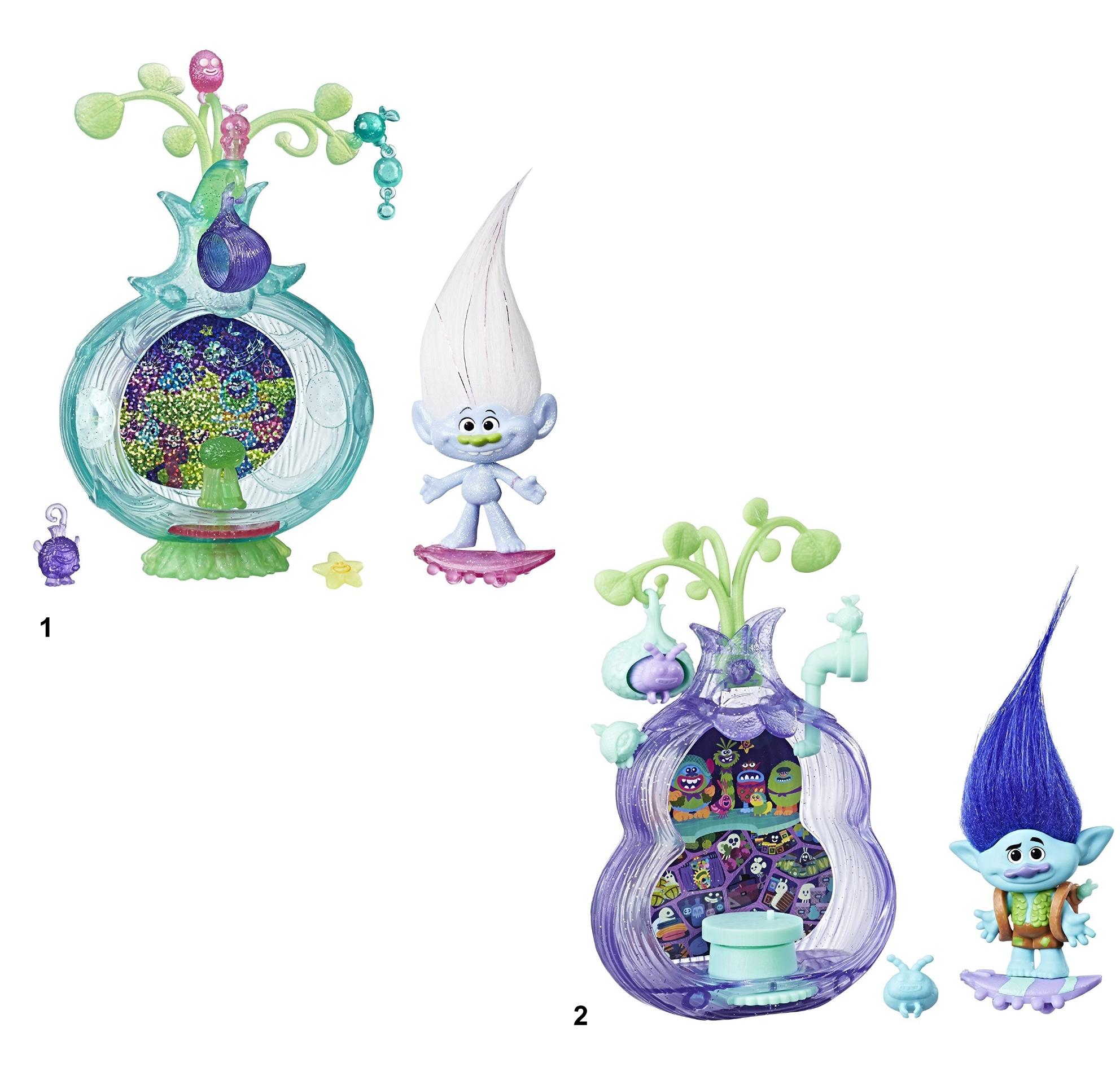 WatchCasesИгровой набор Тролли волшебный кокон из серии Trolls, 2 вида<br>