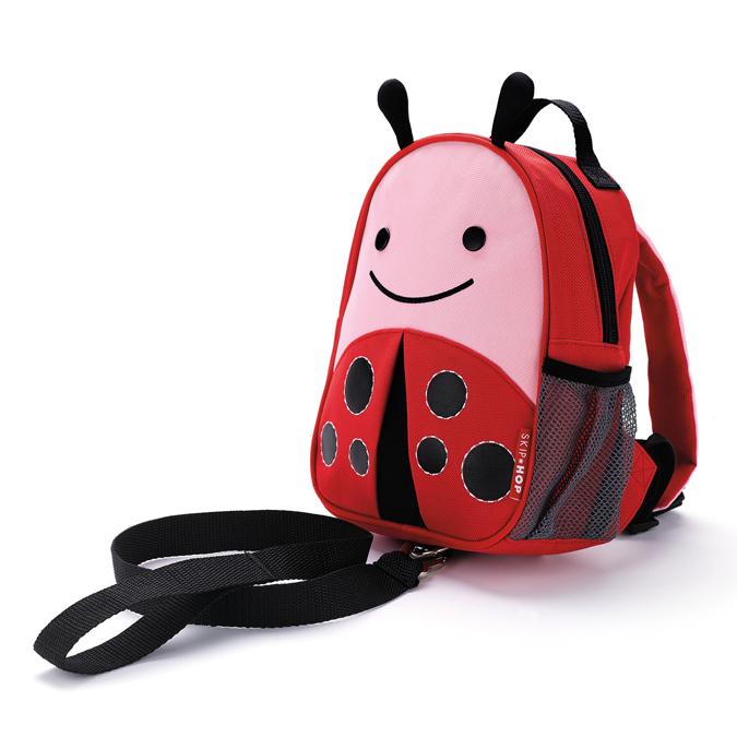 Рюкзак детский с поводком Божья коровкаДетские рюкзаки<br>Рюкзак детский с поводком Божья коровка<br>