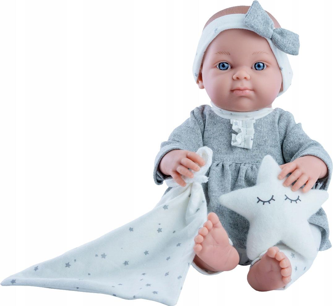 Купить Кукла Бэби с полотенцем и звездочкой, 32 см, Paola Reina
