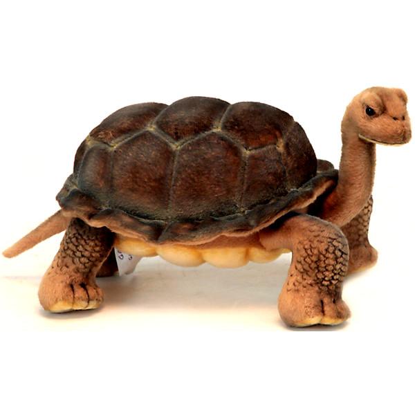 Мягкая игрушка – Галапагосская черепаха, 30 см.Дикие животные<br>Мягкая игрушка – Галапагосская черепаха, 30 см.<br>