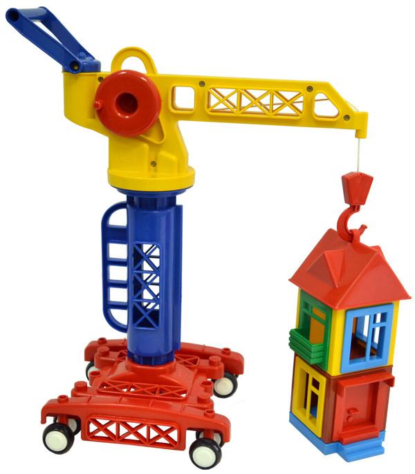 Купить Набор - Строим дом из серии Детский сад, ПК Форма