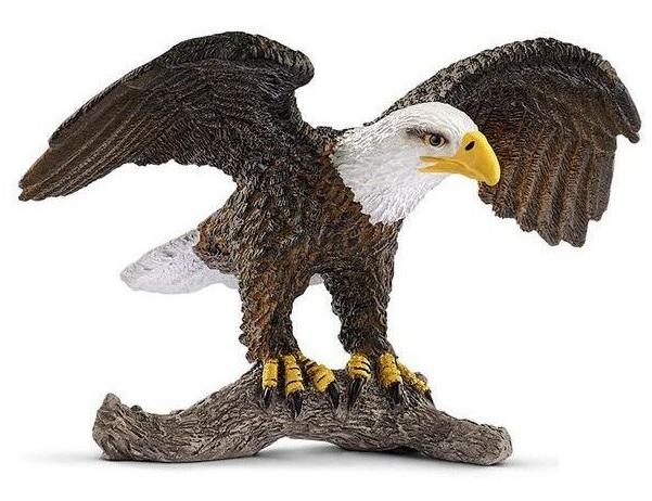 Фигурка - Белоголовый орелДикая природа (Wildlife)<br>Фигурка - Белоголовый орел<br>