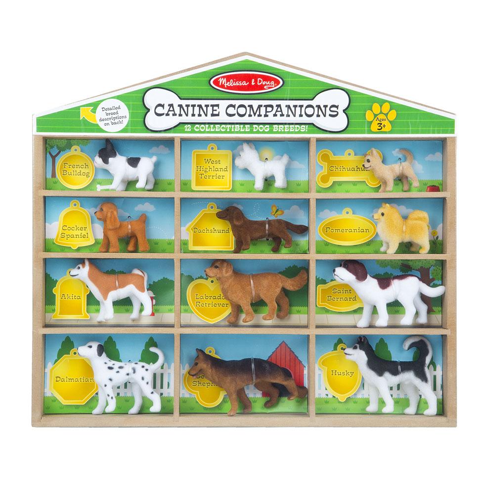 Классические игрушки. Набор собакСобаки и щенки (Dogs &amp; Puppies)<br>Классические игрушки. Набор собак<br>