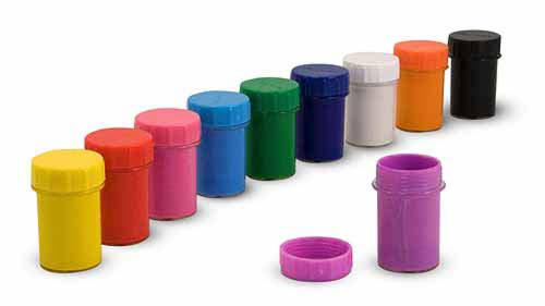 Набор из 10 красок-гуашь на водной основеКраски<br>Набор из 10 красок-гуашь на водной основе<br>