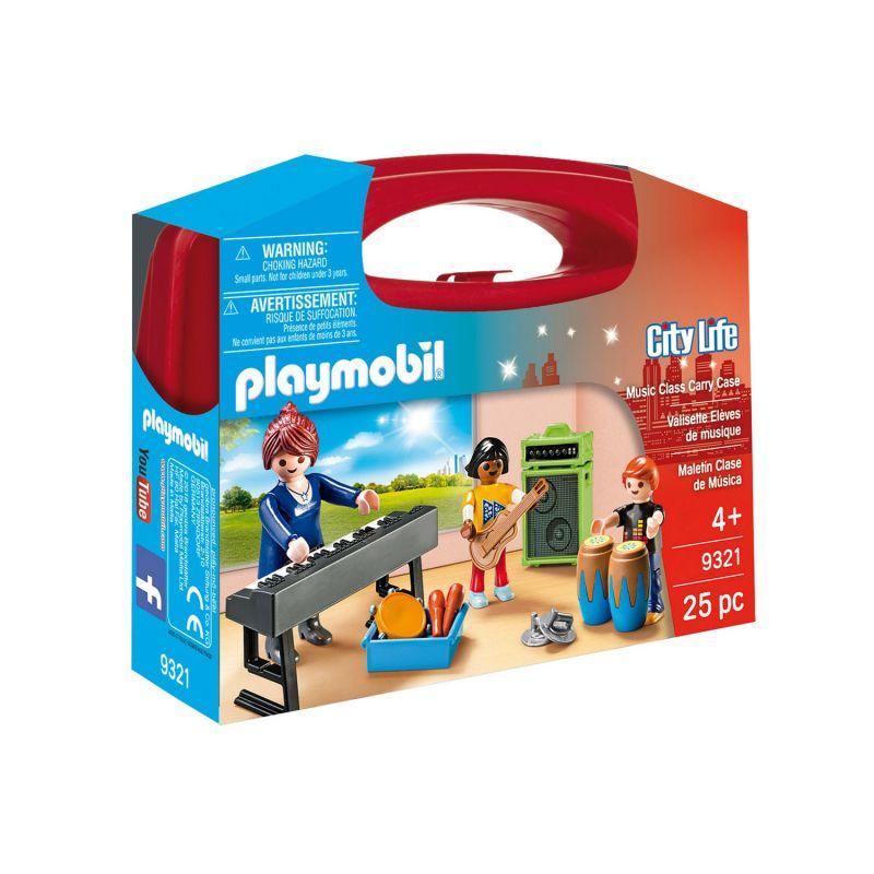 Купить Конструктор Playmobil. Возьми с собой - Музыкальный класс