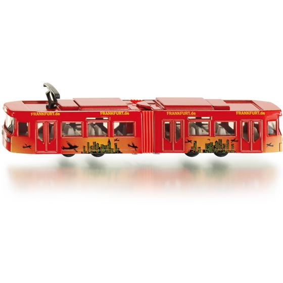 Купить Металлическая модель – Трамвай, Siku