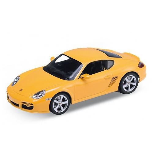 Коллекционная машинка Porsche Cayman S, масштаб 1:34-39