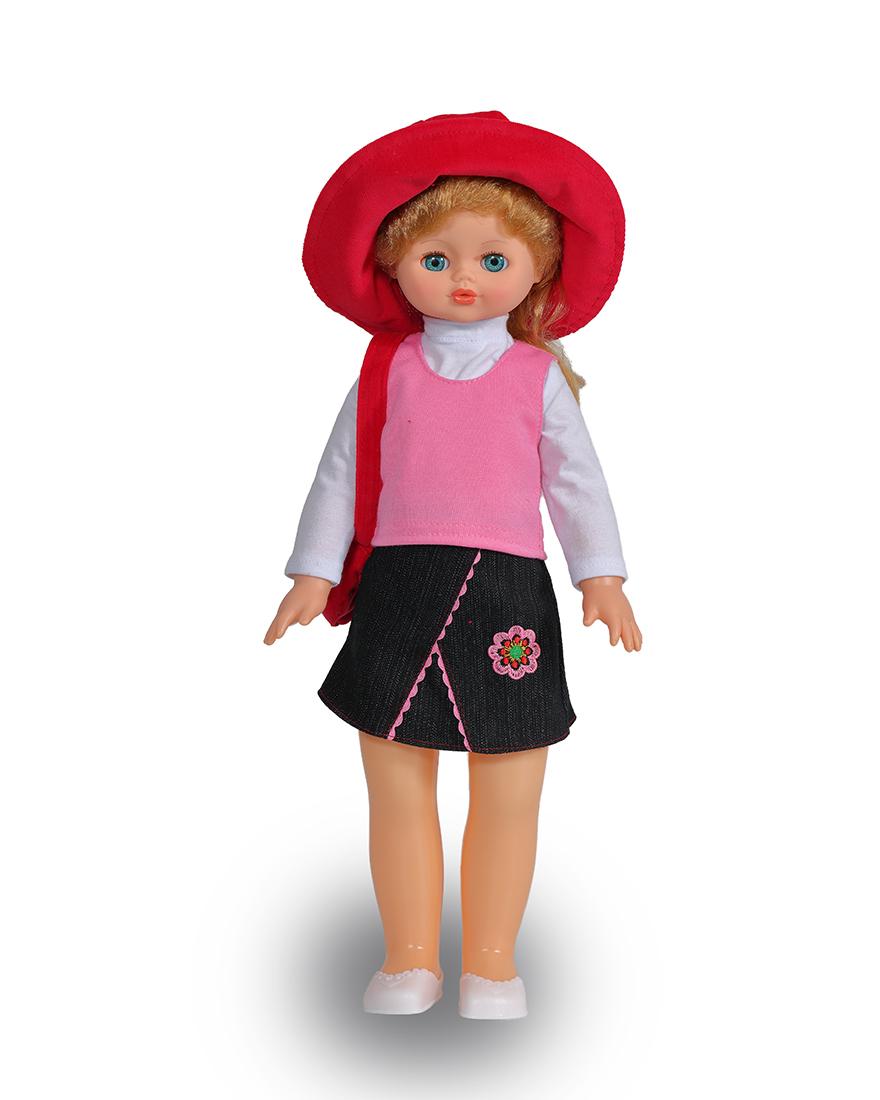 Озвученная кукла Алиса с механизмом движения, 55 смРусские куклы фабрики Весна<br>Озвученная кукла Алиса с механизмом движения, 55 см<br>