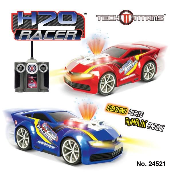 Н2О RACER - радиоуправляемая машина  со световыми и звуковыми эффектамиМашины на р/у<br>Н2О RACER - радиоуправляемая машина  со световыми и звуковыми эффектами<br>