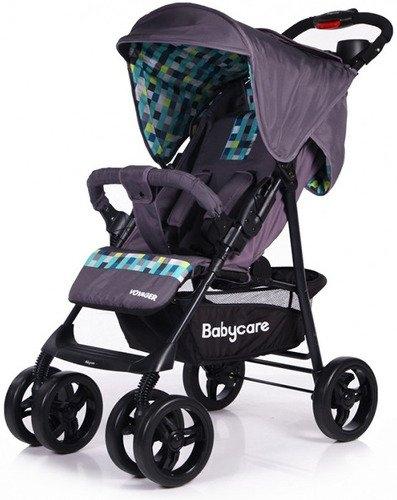 Купить Коляска прогулочная Voyager, цвет - Grey 17, Baby Care