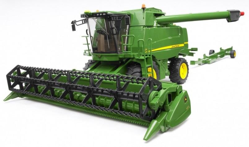 Комбайн John Deere harvester T670iТракторы и комбайны<br>Комбайн John Deere harvester T670i<br>