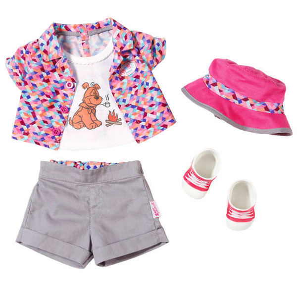 Zapf Creation Baby Born - Одежда для отдыха на природе