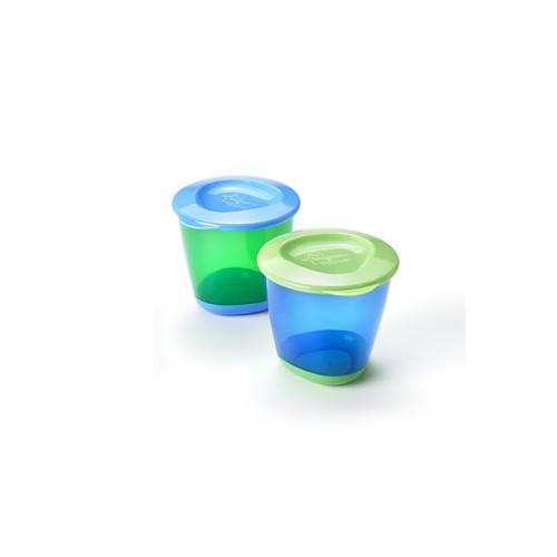 Контейнеры для хранения питания, 2 шт., голубойКонтейнеры<br>Контейнеры для хранения питания, 2 шт., голубой<br>