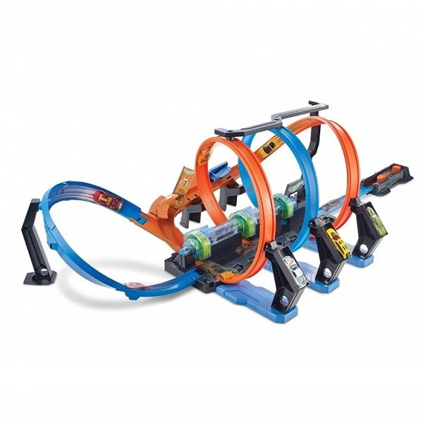 Игровой набор Hot Wheels® - Винтовое столкновение Mattel