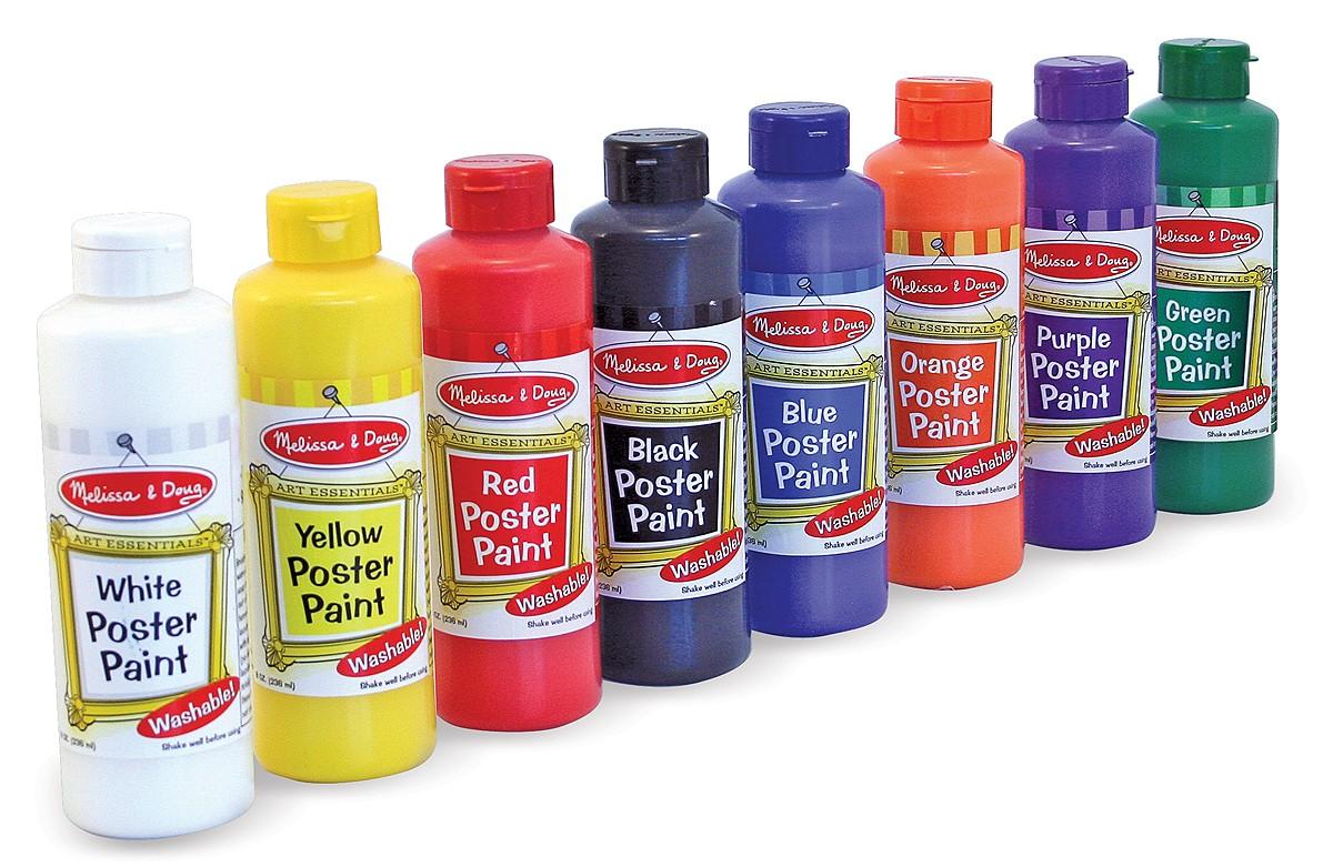 Краски для рисования в индивидуальной упаковкеКраски<br>Краски для рисования в индивидуальной упаковке<br>