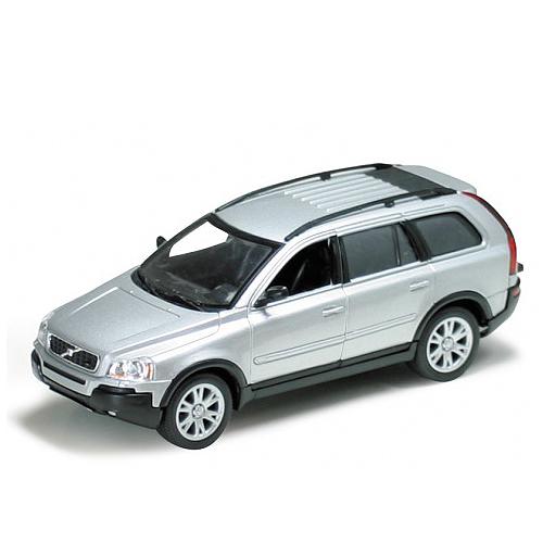 Машинка Volvo XC90, масштаб 1:32