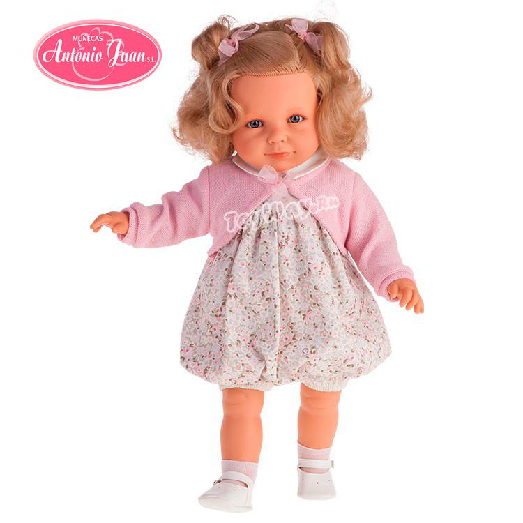 Кукла Нина в розовом, 55 см. от Toyway