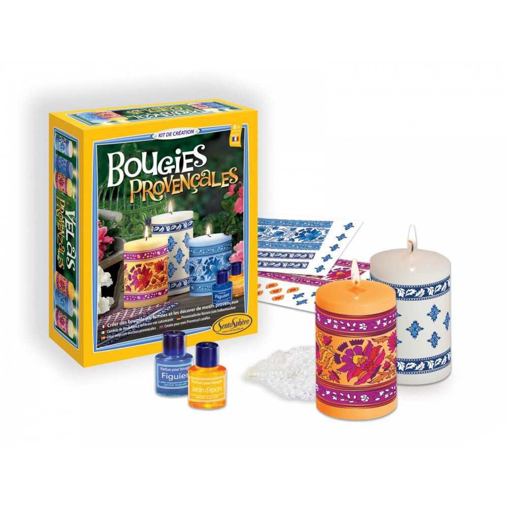 Купить Набор для творчества - Провансальские свечи, SentoSpherE