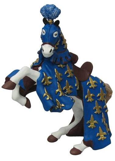 Конь принца Филиппа в синемФигурки Papo<br>Конь принца Филиппа в синем<br>