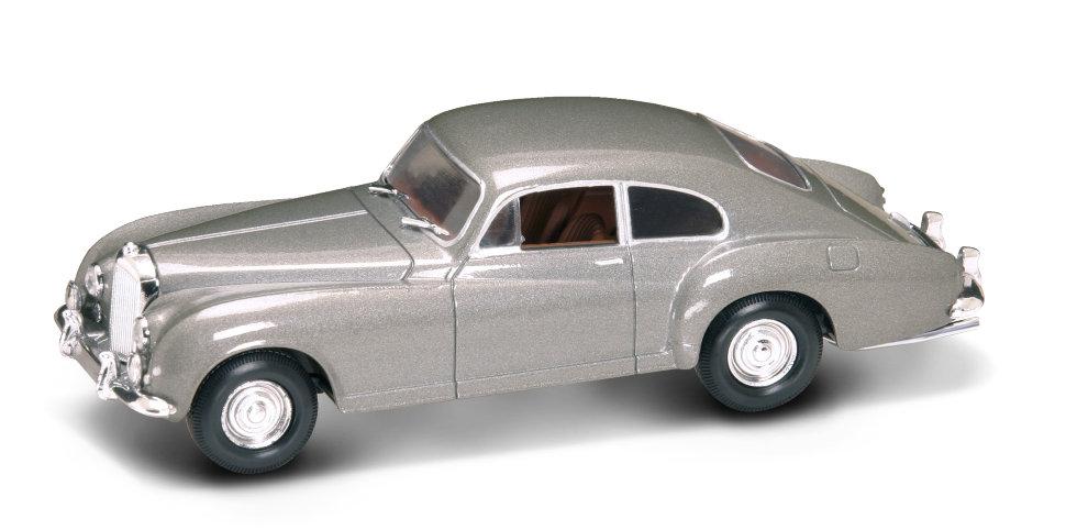 Коллекционный автомобиль 1954 года - Бентли R Type, масштаб 1/43Bentley<br>Коллекционный автомобиль 1954 года - Бентли R Type, масштаб 1/43<br>