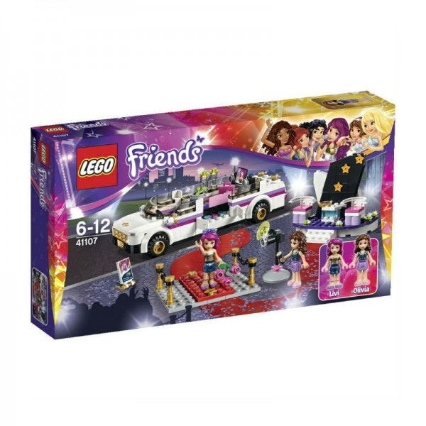 Lego Friends. Поп звезда: лимузин