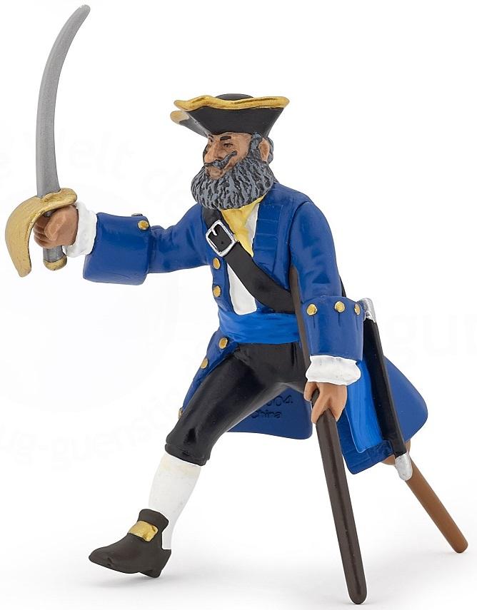 Капитан Деревянная ногаФигурки Papo<br>Капитан Деревянная нога<br>