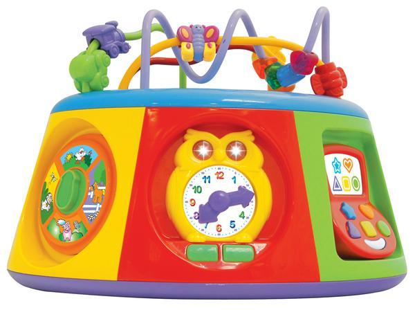 Развивающий игровой центр  Активный короб - Детские развивающие игрушки, артикул: 98999