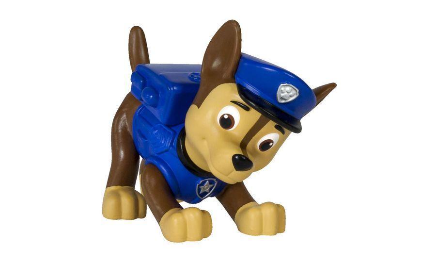 Фигурка щенка Гонщика Чейза, Paw PatrolЩенячий патруль (Paw Patrol)<br>Фигурка щенка Гонщика Чейза, Paw Patrol<br>