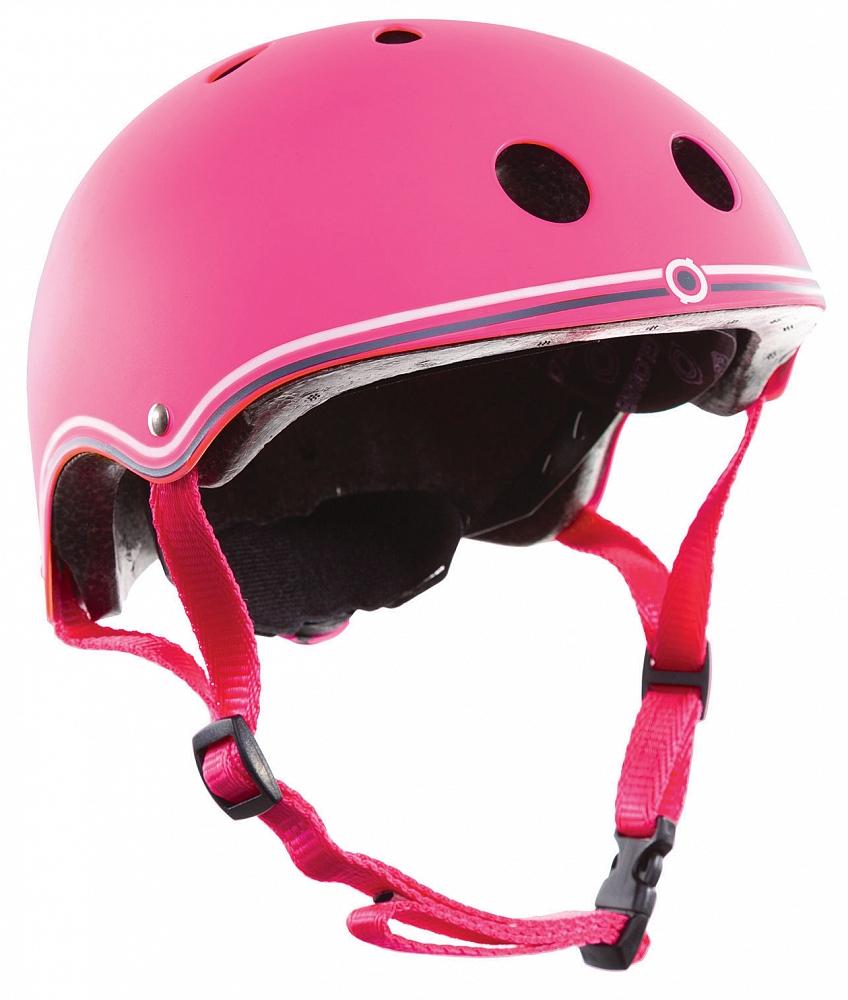 Купить Шлем - Globber Junior, XXS/XS, 48-51 см, розовый неон