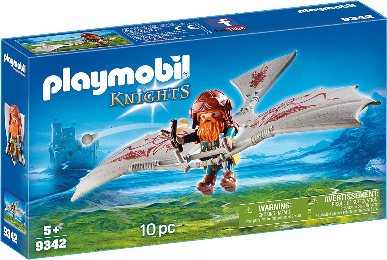 Купить Игровой набор из серии Гномы: Гном Флаер, Playmobil