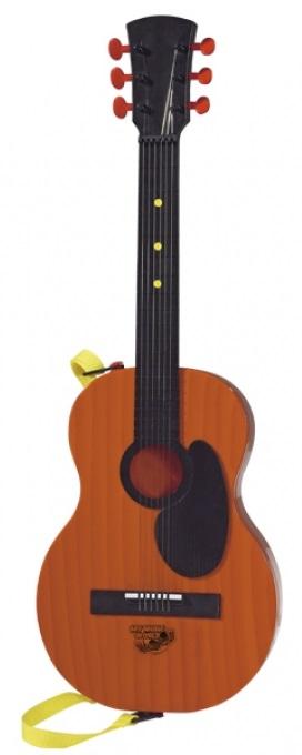 Гитара My Music World, 6 струн, 8 мелодий - Гитары, артикул: 157523