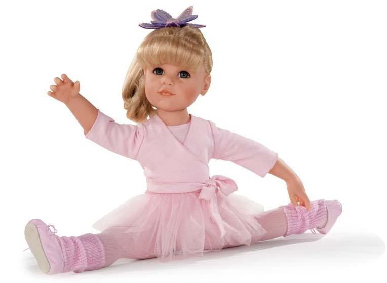 Кукла - Ханна балерина, блондинка, 50 см Götz