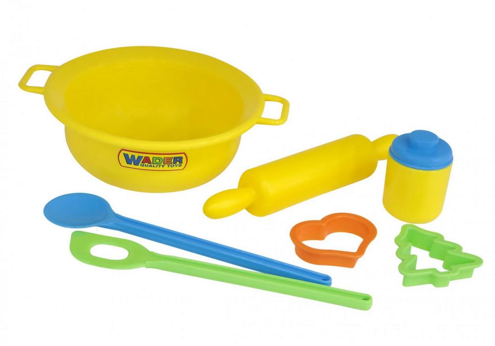 Набор детской посуды для выпечки №1Аксессуары и техника для детской кухни<br>Набор детской посуды для выпечки №1<br>