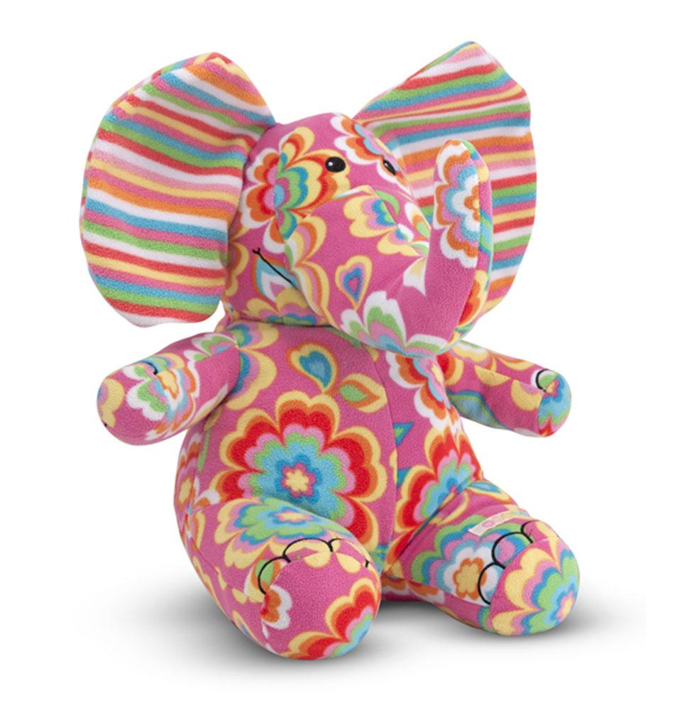 Мягкая игрушка - Слон СаллиДикие животные<br>Мягкая игрушка - Слон Салли<br>