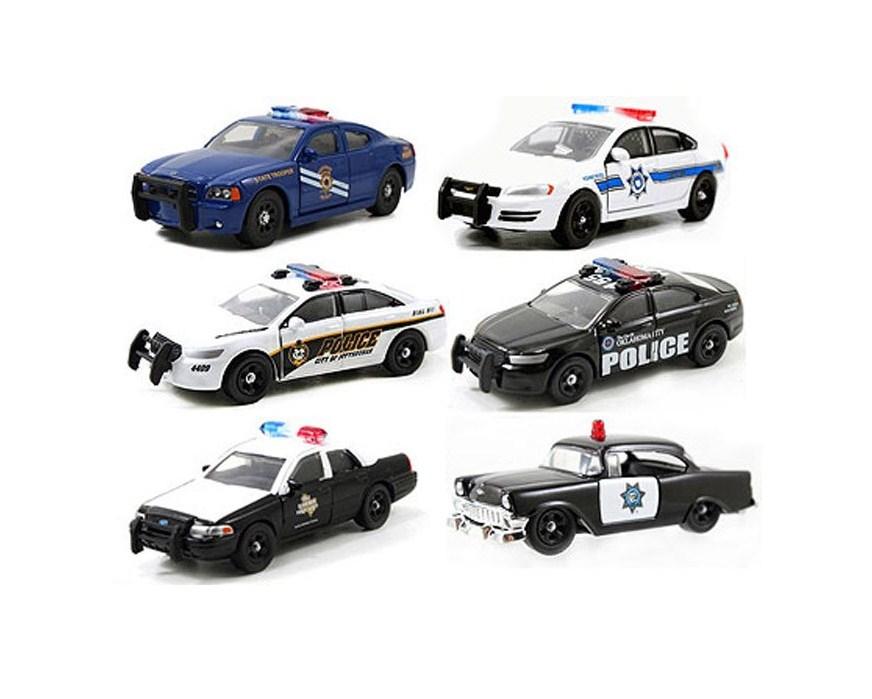 Модель автомобиля Here Patrol, 1:64Полицейские машины<br>Модель автомобиля Here Patrol, 1:64<br>