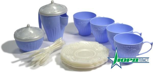 Детский чайный сервизАксессуары и техника для детской кухни<br>Детский чайный сервиз<br>
