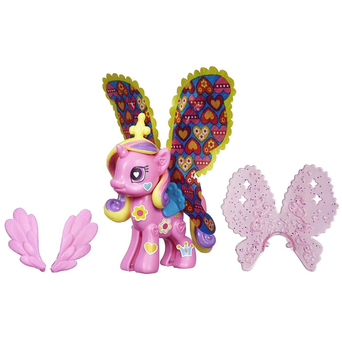 Пони принцесса Каденс с крыльями, My Little PonyМоя маленькая пони (My Little Pony)<br>Пони принцесса Каденс с крыльями, My Little Pony<br>