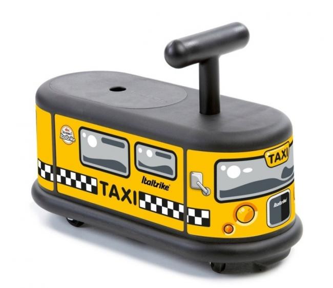 Каталка Такси с поворотными колесамиМашинки-каталки для детей<br>Каталка Такси с поворотными колесами<br>