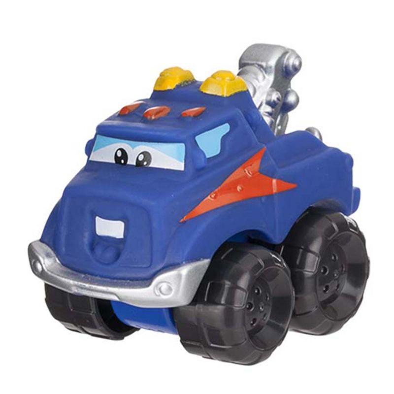 Машинка из серии Chuck &amp; Friends – Хэнди, 5 см.Машинки для малышей<br>Машинка из серии Chuck &amp; Friends – Хэнди, 5 см.<br>