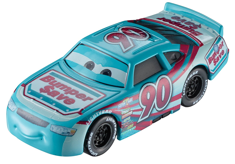 Коллекционная машинка Cars 3  Пончи Кювето - CARS 3 (Игрушки Тачки 3), артикул: 165401
