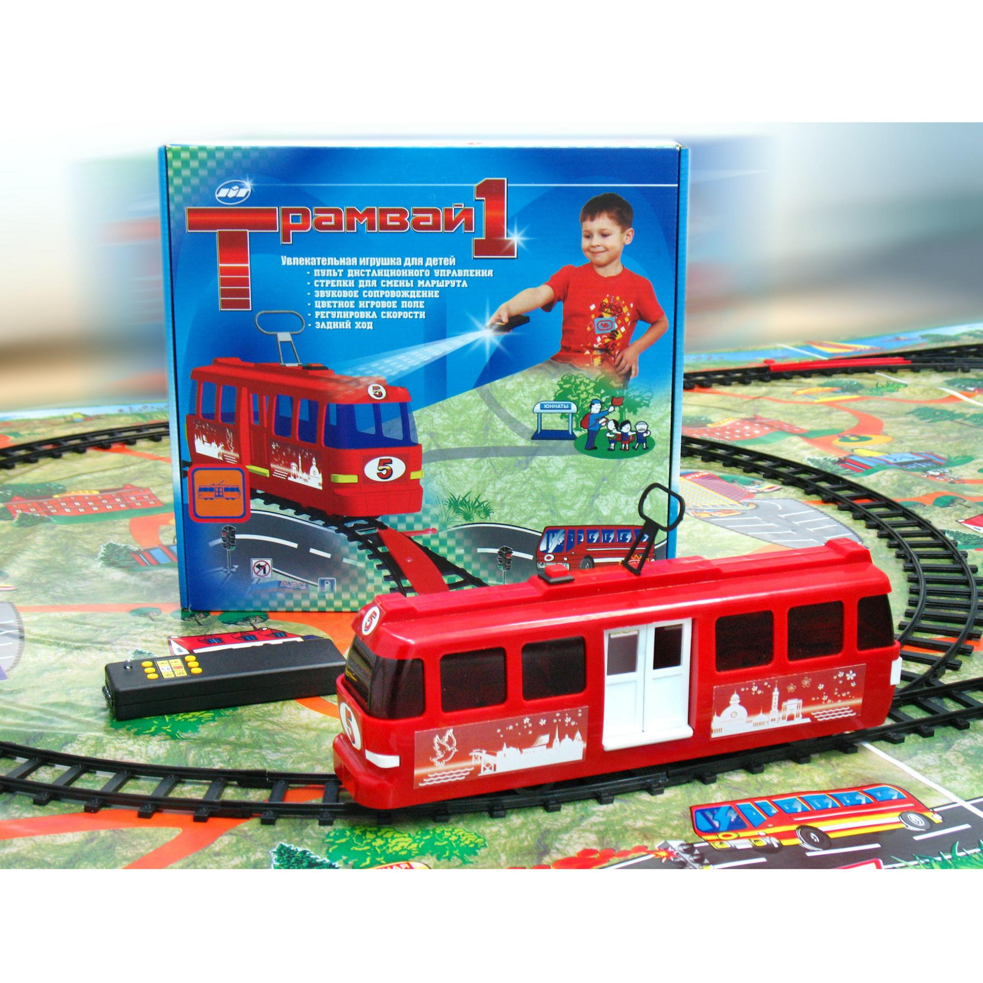 Игра настольная Трамвай-1Настольные игры для детей<br>Игра настольная Трамвай-1<br>