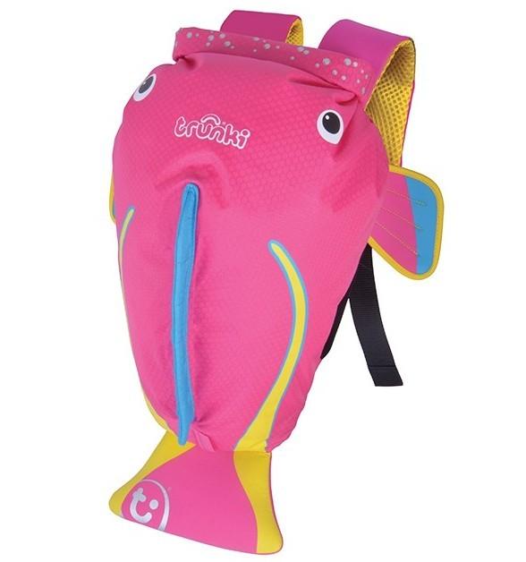 Купить Рюкзак для бассейна и пляжа - Коралловая рыбка, Trunki